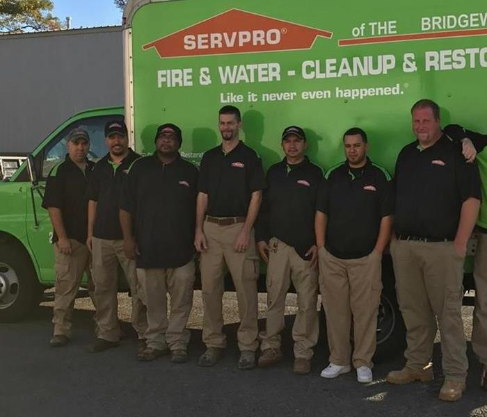 Our SERVPRO Crew