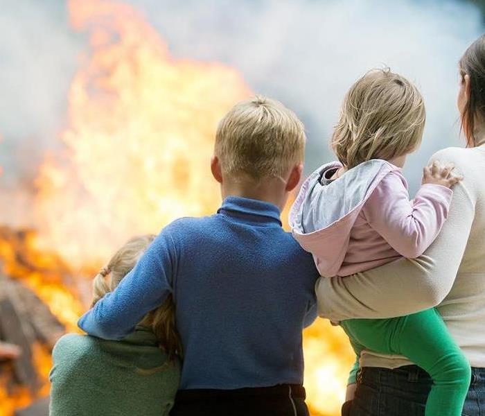 Fire Damage TIPS to Help YOUR Family SURVIVE a FIRE!